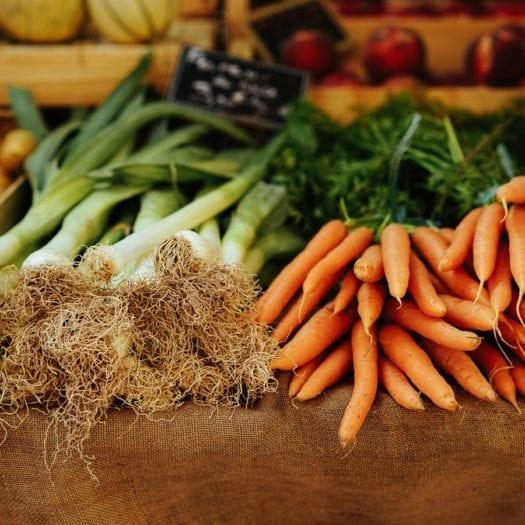alkaline foods vegetables