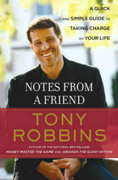 Official List of Tony Robbins Books | Books by Tony Robbins