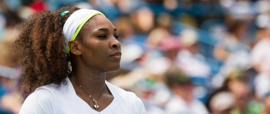 Serena Williams - the mindset of a champion (power of focus)