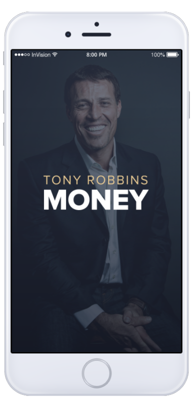 Tony Robbins Money App