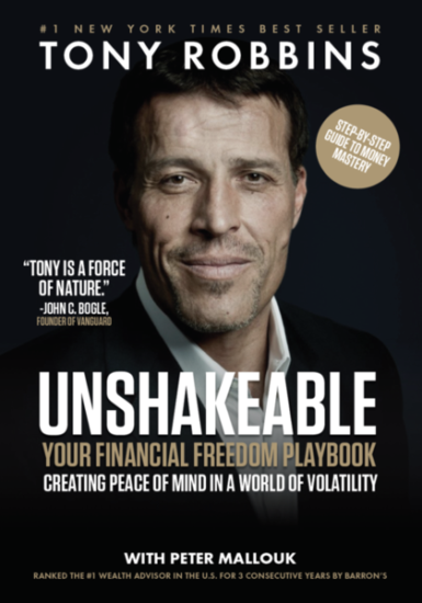 Tony Robbin's Unshakeable