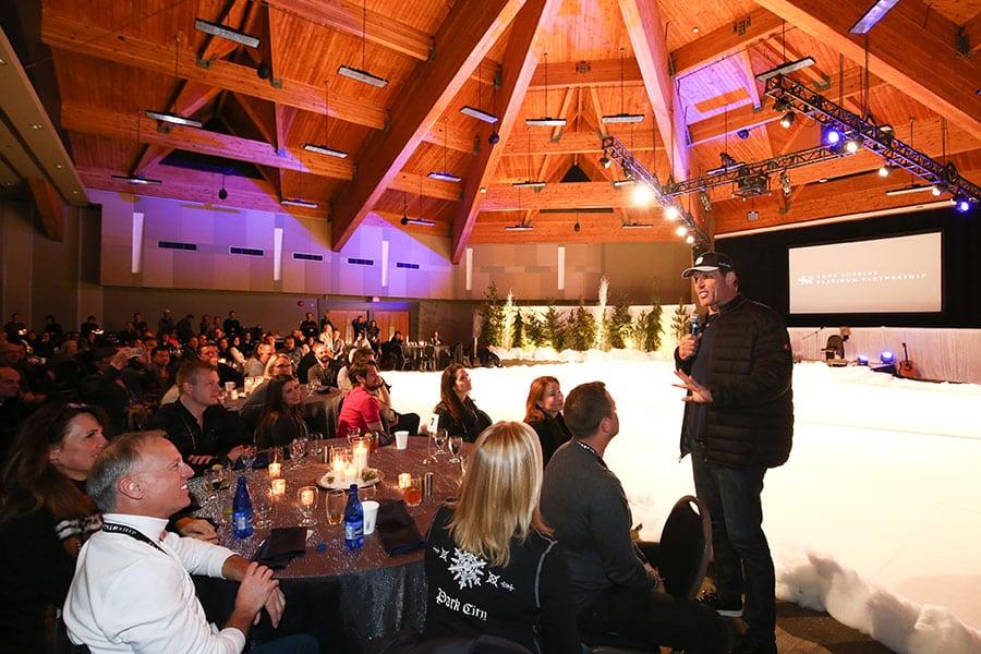 Tony Robbins Platinum Partnership | Luxury Platinum Events