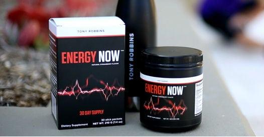 energy powder supplements