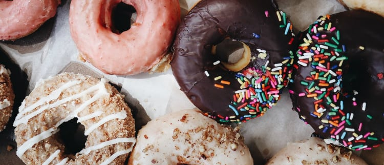 stop your cravings of donuts