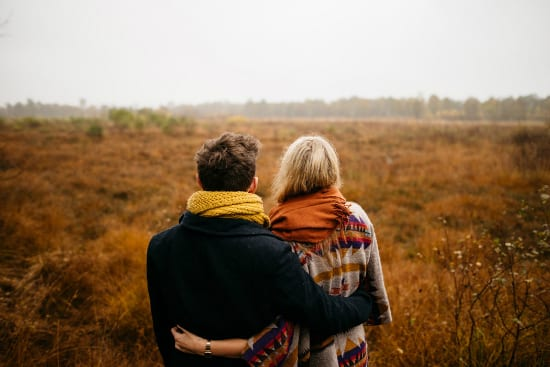 couple dealing with insecurity in relationship