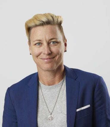 Abby Wambach Interview