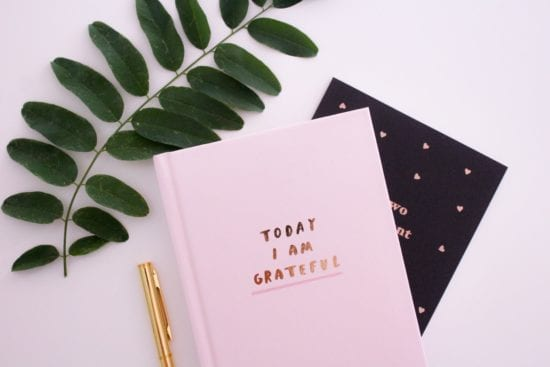 focus on gratitude to live a healthier life