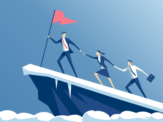 develop a leader's mindset to combat office growing pains