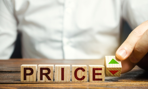 Increase pricing for better profit margins and revenue
