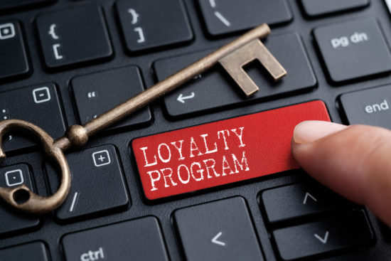 Create a loyalty program to increase profit margins