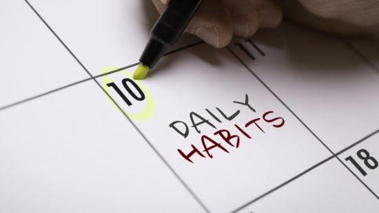 productive habits