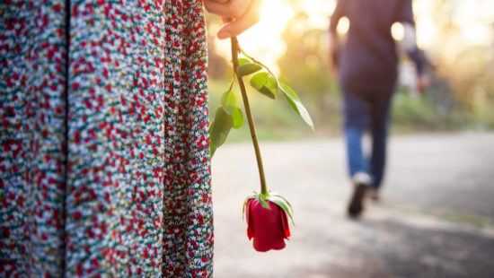 finding the courage to leave a bad relationship