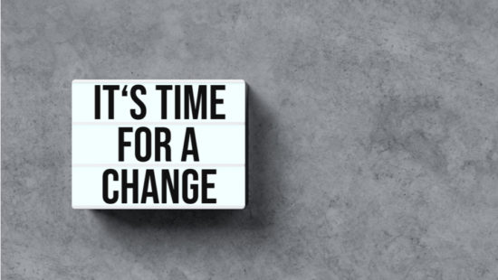 CHANGE YOUR COMMUNICATION