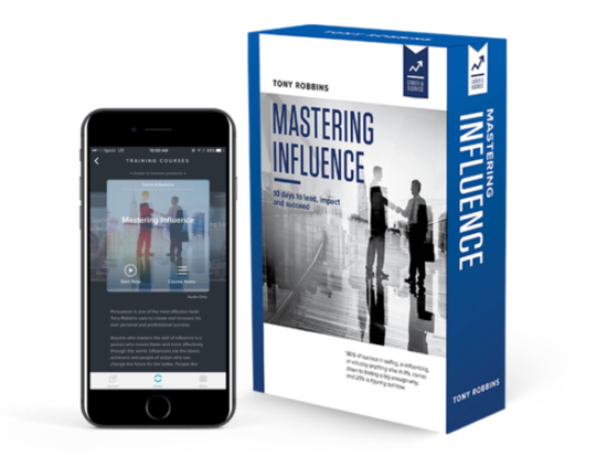 Mastering Influence is a 10-day program t