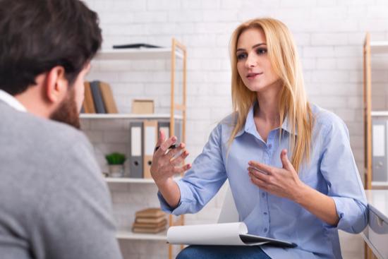 Coaching vs. counseling