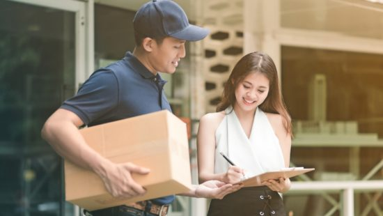 Consider how your business location